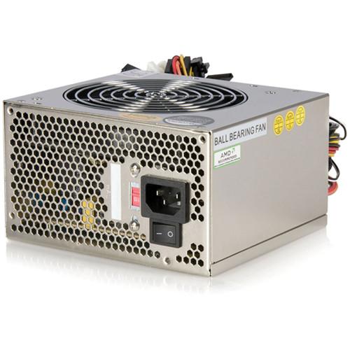 StarTech 400 Watt Silent ATX12V 2.01 PC Computer Power Supply with 120mm Fan