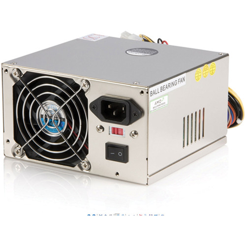 StarTech Professional 400 Watt ATX12V 2.01 Computer Power Supply with PCIe and SATA