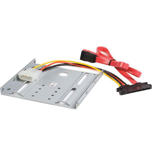 "StarTech 2.5"" SATA Hard Drive to 3.5"" Drive Bay Mounting Kit"