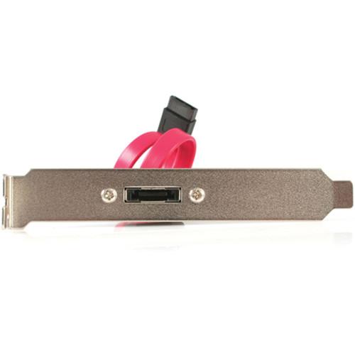 StarTech 1 Port SATA to eSATA Slot Plate Bracket
