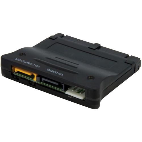 StarTech Bi-Directional SATA/IDE Adapter Converter (Black)