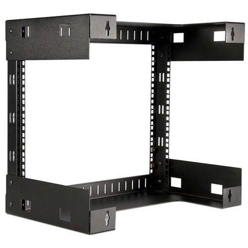 """StarTech 8 RU Open-Frame Wall Mount Equipment Rack with 12"""" Depth"""