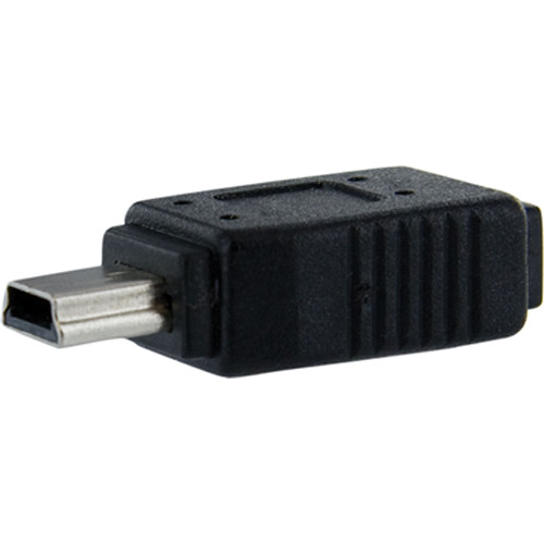 StarTech Micro-USB 2.0 Female to Mini-USB Male Adapter
