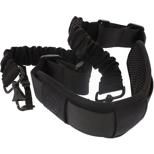 StatGear Boomr Bungee Camera Strap (Black)