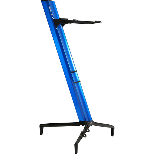 STAY Tower Series 46 Single-Tier Keyboard Stand (Blue)