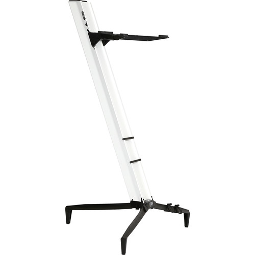 STAY Tower Series 46 Single-Tier Keyboard Stand (White)