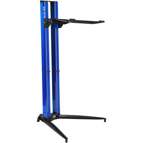 STAY Piano Series 44 Single-Tier Keyboard Stand (Blue)