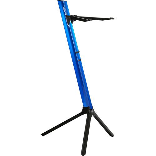 STAY Slim Series 43 Single-Tier Keyboard Stand (Blue)
