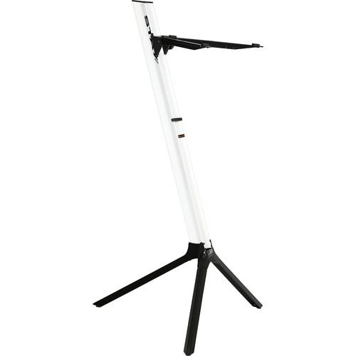 STAY Slim Series 43 Single-Tier Keyboard Stand (White)