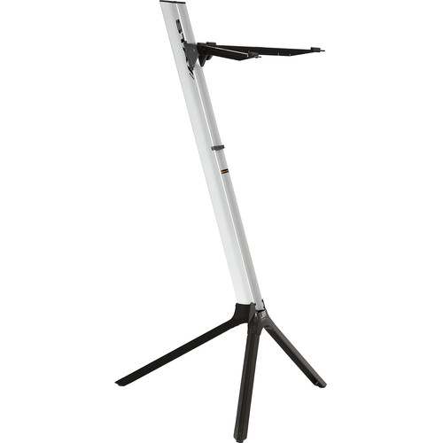 STAY Slim Series 43 Single-Tier Keyboard Stand (Silver)
