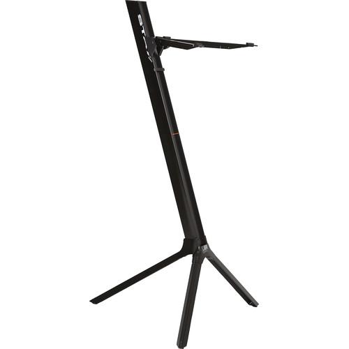 STAY Slim Series 43 Single-Tier Keyboard Stand (Black)