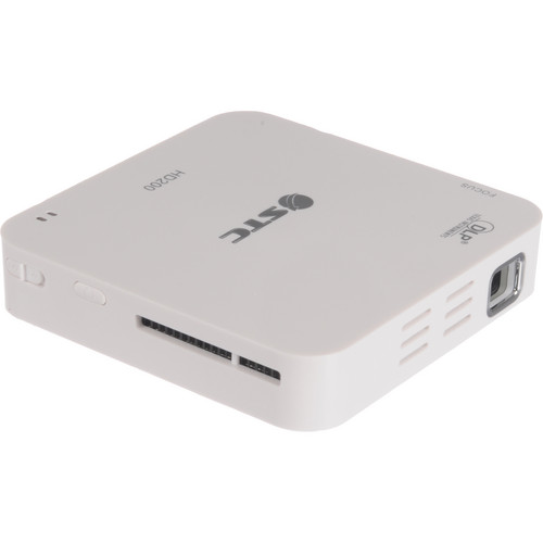 Stc hd200 hdmi mhl full hd dlp pico projector hd200 b h photo for Hd pico projector
