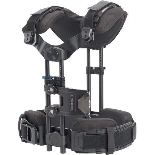 Steadicam Goofy Exovest with Large Socket Block for Archer / M-1 / Shadow / Ultra2