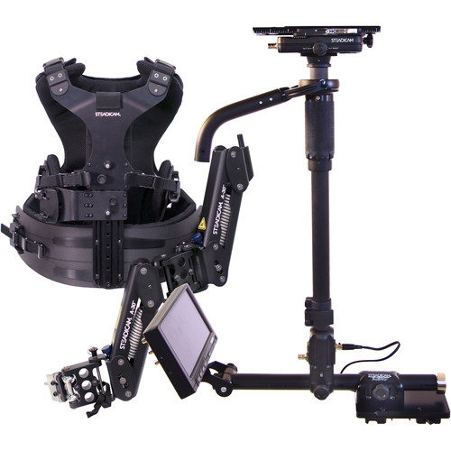 Steadicam AERO 30 Stabilizer System with Gold Mount Battery Mount and A-30 Arm
