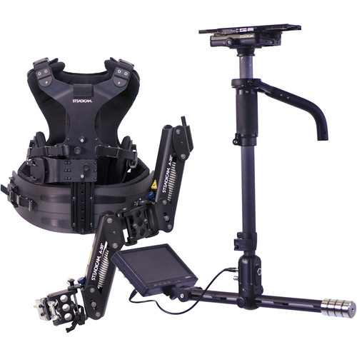 Steadicam Aero Sled With Monitor, No Battery Mount, A-30 Arm/Vest