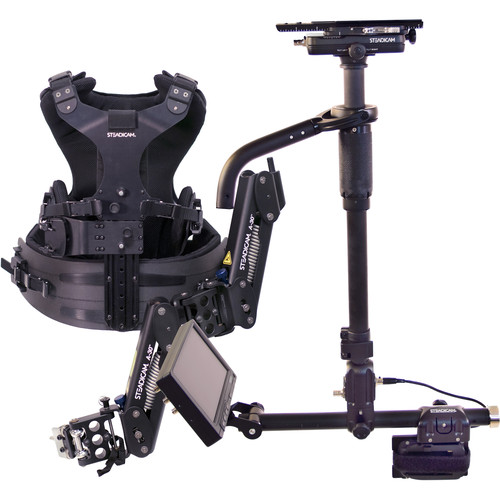 Steadicam AERO 30 Stabilizer System with Panasonic D28 Battery Mount and A-30 Arm