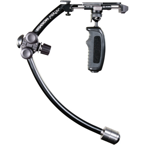 Steadicam Camera Stabilizer Kit with Merlin 2 and Pilot System