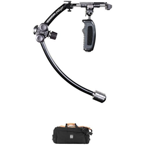 Steadicam Merlin 2 Camera Stabilizer/Metal Gimb/Case