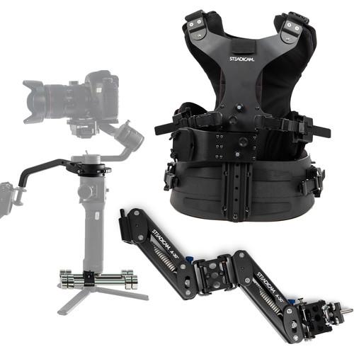 Steadicam Steadimate-S Aero 30 Arm & Zephyr Vest Kit
