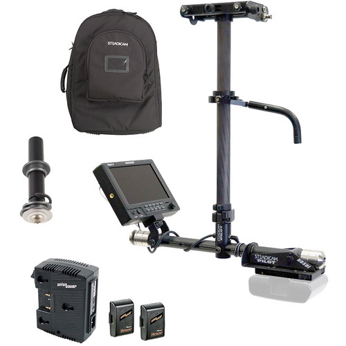 Steadicam PILOT HD/SDI/SLED ONLY/AB-MOUNT