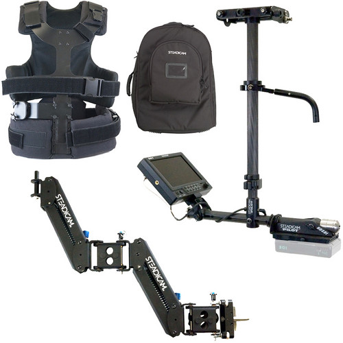 Steadicam Pilot HD/SDI Camera Stabilizing System with V Mount Battery Plate