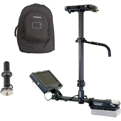 Steadicam STEADICAM Pilot HD/SDI Sled Only Camera Stabilizing System