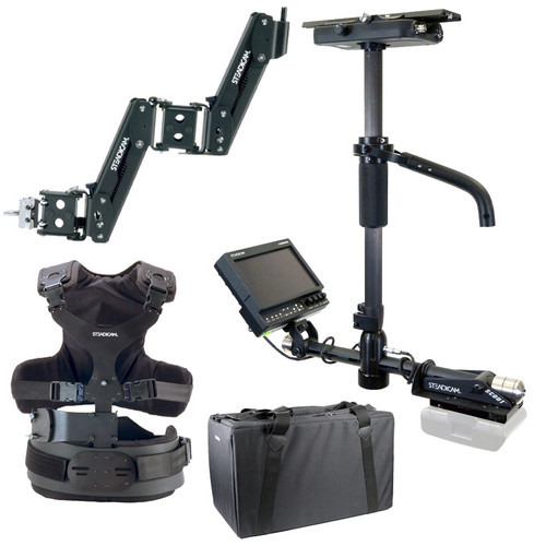Steadicam Scout HD Camera Stabilizer (AB Battery Mount, Standard Vest)