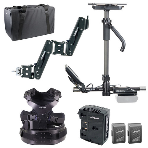 Steadicam Scout Stabilizing System with Compact Vest, AB-Mount, and Charger
