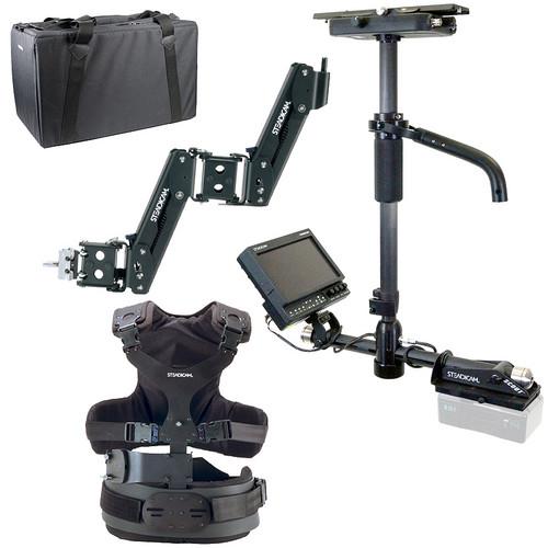 Steadicam Scout HD Camera Stabilizer (VL Battery Mount, Standard Vest)