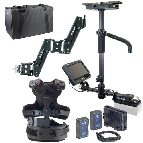 Steadicam Scout Camera Stabilizer Kit with Standard Vest and V-Mount