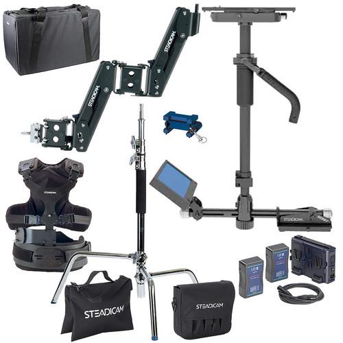 Steadicam Scout Camera Stabilizer System Production Starter Kit with V-Mount