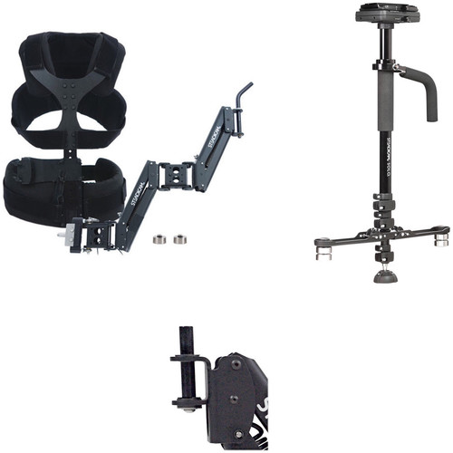 Steadicam Solo Stabilizer & Monopod with Vest Arm Kit