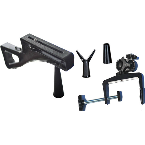 Stedi-Stock II Super Combo With Quick Release (Black)