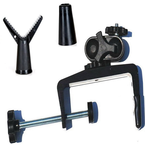 Stedi-Stock Super Clamp with Quick Release and Rifle Rest