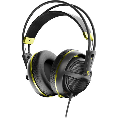 SteelSeries Siberia 200 Gaming Headset (Alchemy Gold)