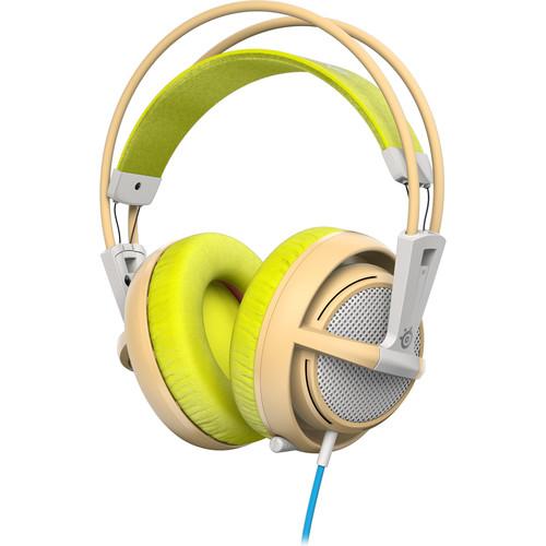 SteelSeries Siberia 200 Gaming Headset (Gaia Green)
