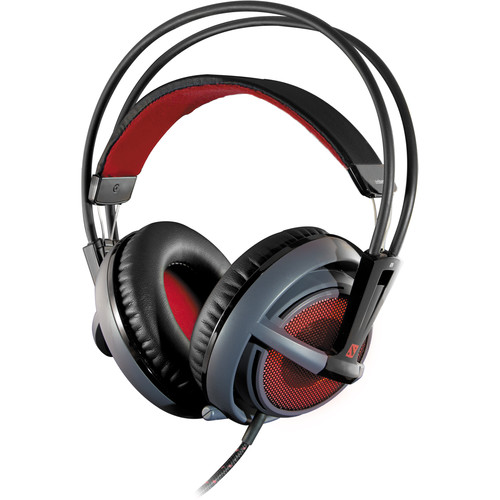 SteelSeries Dota 2 Edition Siberia V2 Full-Size Headset