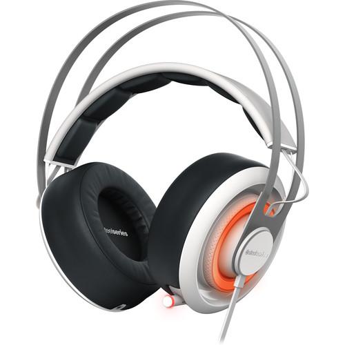 SteelSeries Siberia 650 USB Headset (White)