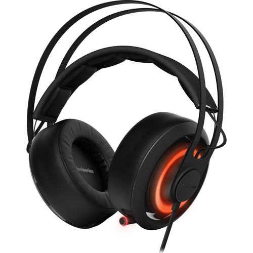 SteelSeries Siberia 650 USB Headset (Black)