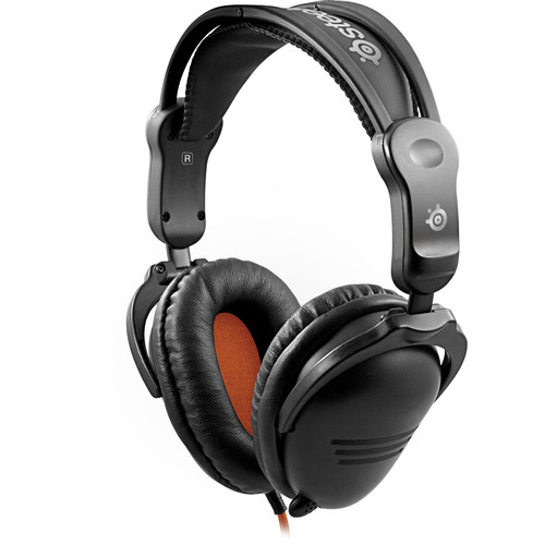 SteelSeries 3HV2 On-Ear Headset