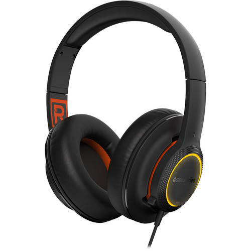 SteelSeries Siberia 150 Gaming Headset (Black/Orange)