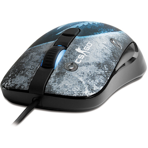 SteelSeries Kana Optical Gaming Mouse (CounterStrike: Global Offensive Edition)