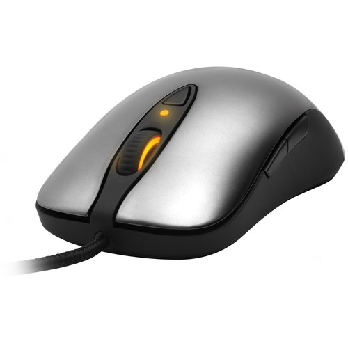 SteelSeries Sensei Pro Grade Laser Gaming Mouse (Gray)