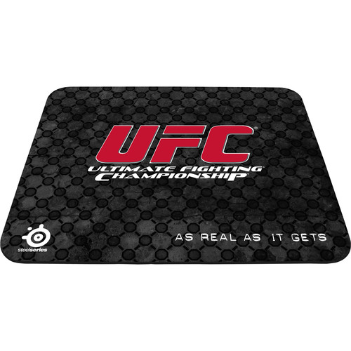 SteelSeries QcK Ultimate Fighting Championship Edition Mouse Pad
