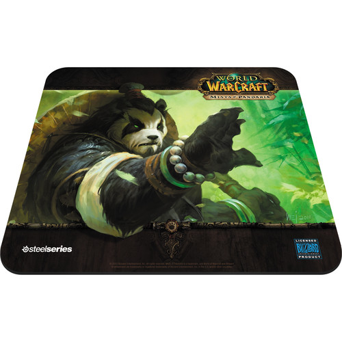 SteelSeries QcK Panda Forest Edition Mouse Pad