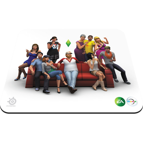 SteelSeries QcK Sims 4 Mouse Pad