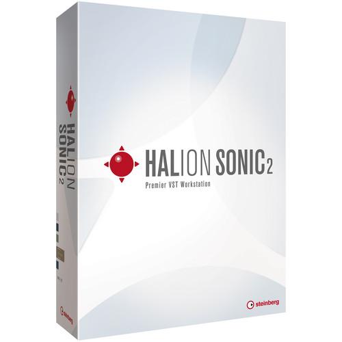 Steinberg HALion Sonic 2 Workstation