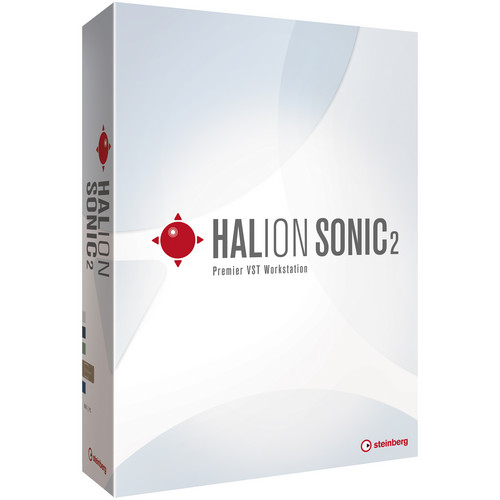 Steinberg HALion Sonic 2 Workstation (Educational)