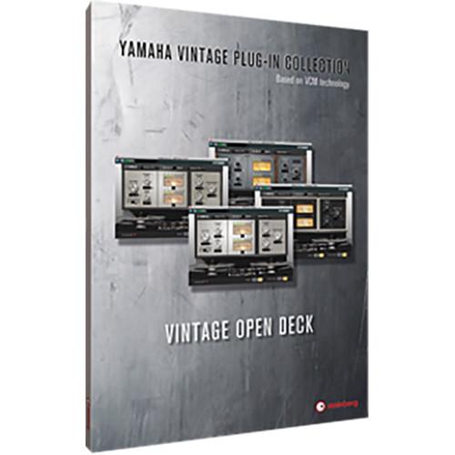 Steinberg Vintage Open Deck - Tape Machine Emulation Plug-In (Download)