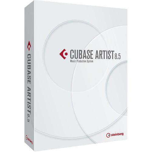 Steinberg Cubase Artist 8.5 - Music Production Software